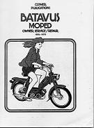 Batavus Moped Owner Service Repair Manual 1976-1978
