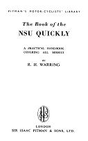 NSU Quickly Workshopmanual
