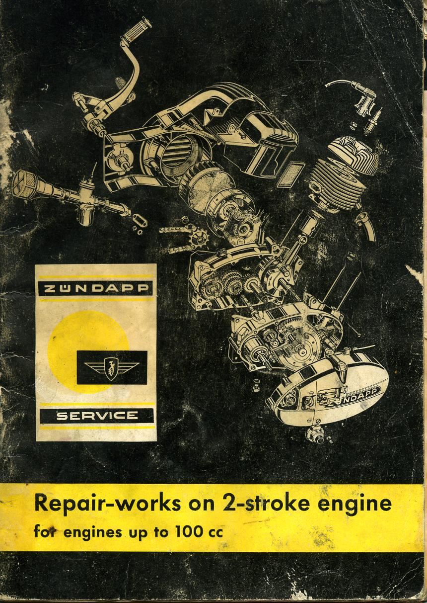 Zundapp Service Manual